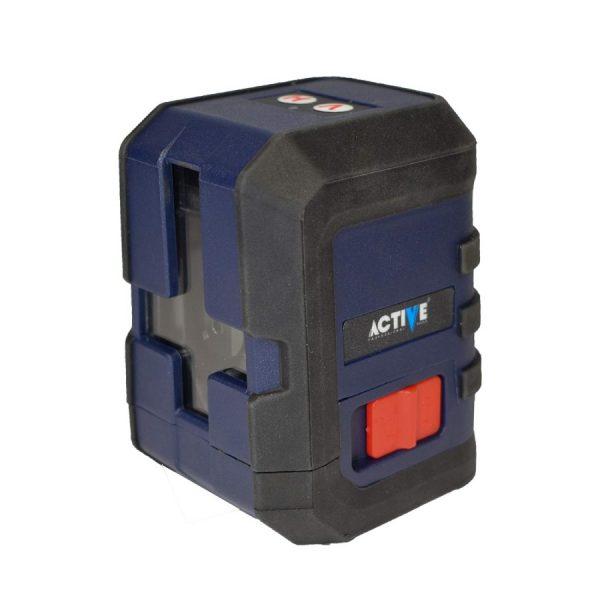 تراز لیزری دو خط اکتیو مدل AC6702E1