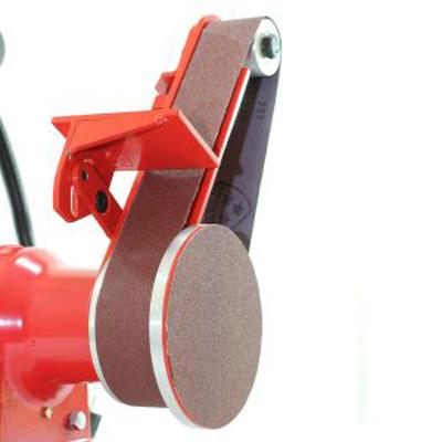 ماشین سنگ و سنباده نواری محک مدل GD-200/BDS
